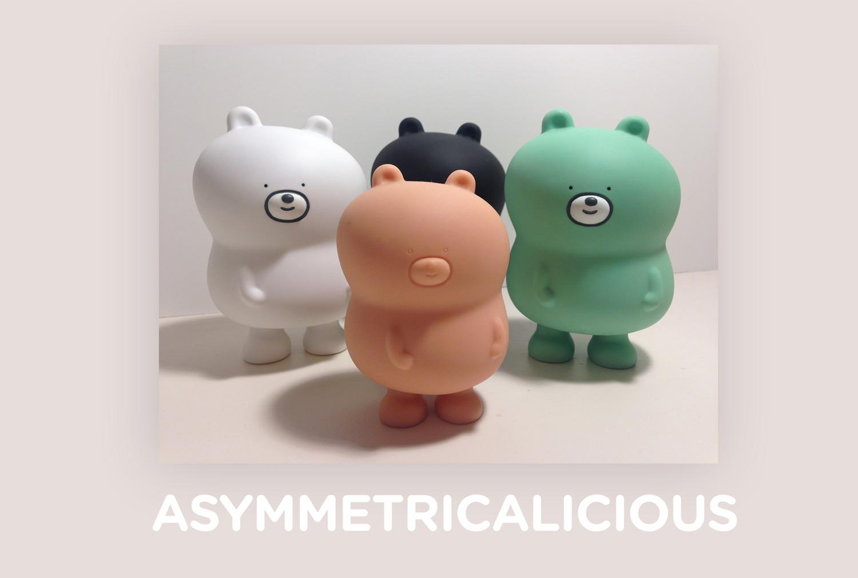asymmetricaliscious